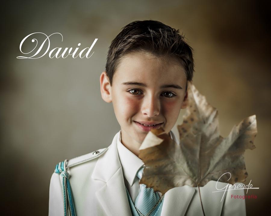 Comunión de David