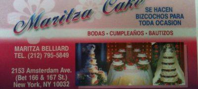 Maritza Cake