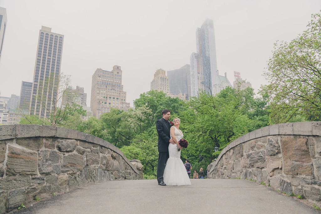 Bodas Civiles en El Parque Central NYC