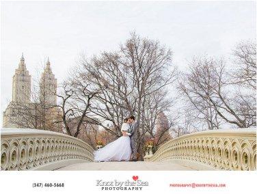 Fotografo de Bodas New York Parque Central