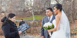 Oficiante de Matrimonios Alexandra Paez - Central Park, Bronx, Queens, Manhattan