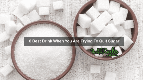 best drink to quit sugar