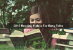 reading habits for busy