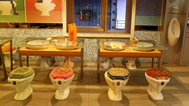 5 Weirdest Restaurants In the World 8