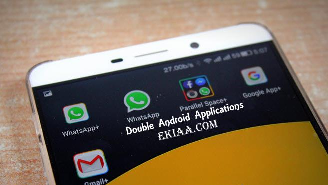 Double Android Applications