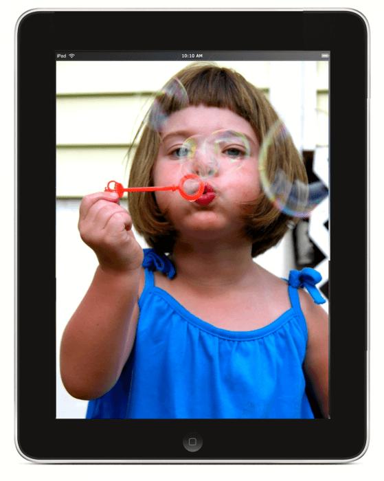 iPad Einsatz im Unterricht
