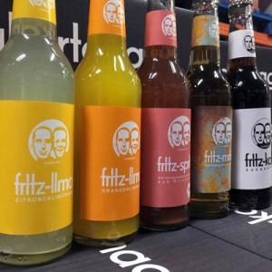 Fritz-Kola, Fritz-Limo, Fritz-Spritz