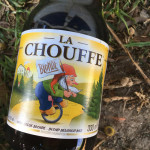 La Chouffe Blonde cerveza belga