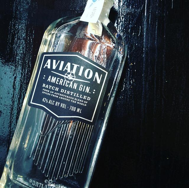 Aviation American Gin, la ginebra de la Prohibición
