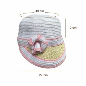 sombrero de niños medidas