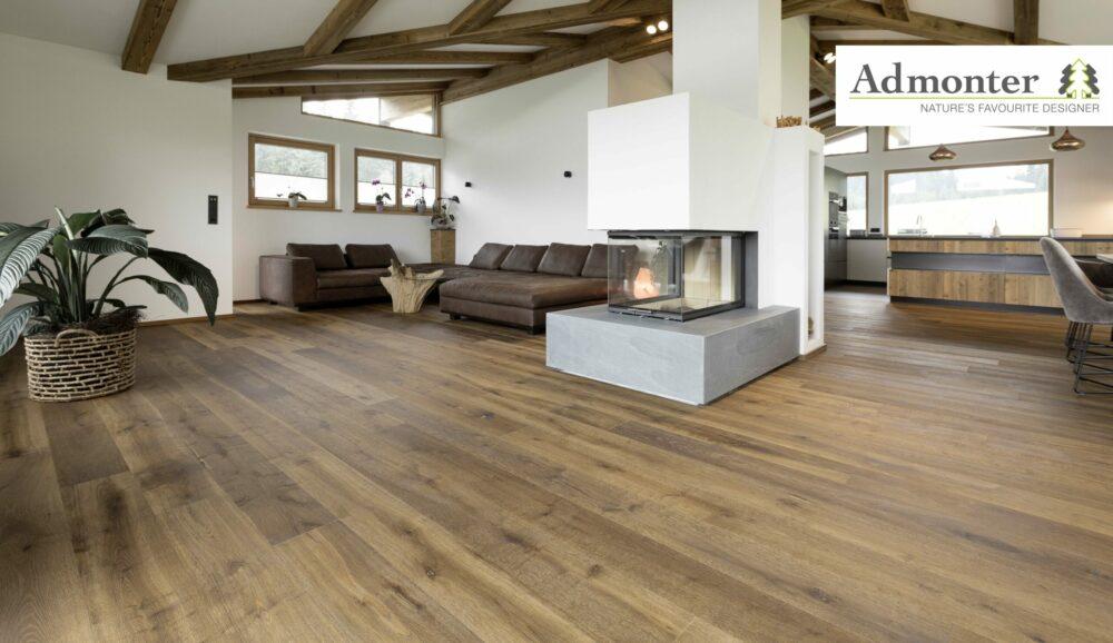 Admonter Floors Eiche Aurum