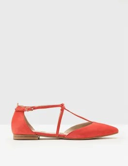 Jennifer T-Bar Flats Boden