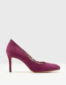 Polly Mid Heel Pumps Boden