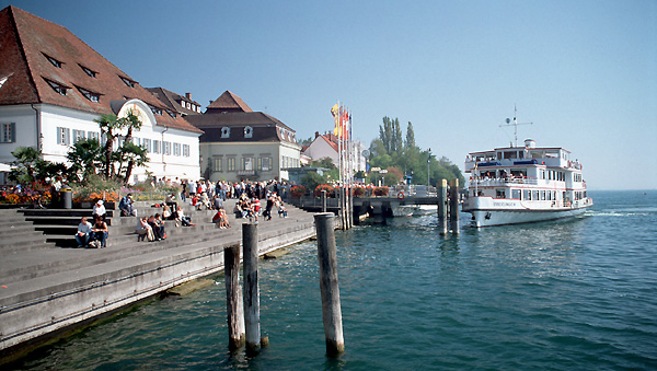 Ueberlingen Bodensee-Radweg