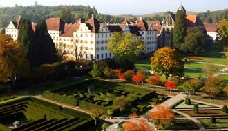 Schloss Salem Bodensee-Radweg