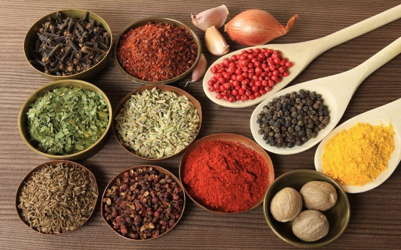 The Top Four Ayurvedic Foods and Herbs for Inflammation