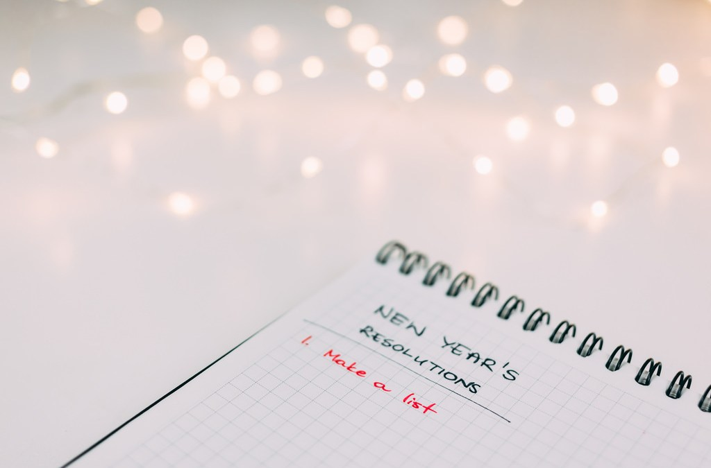 How to Stick To Your Resolutions in 2019