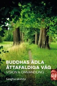 omslag – Buddhas ädla åttafaldiga väg