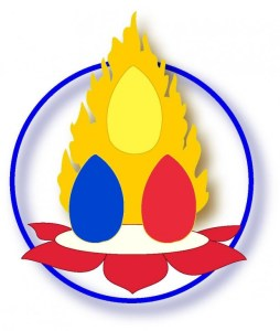 Triratnas logga