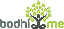 bodhi me logo with tagline