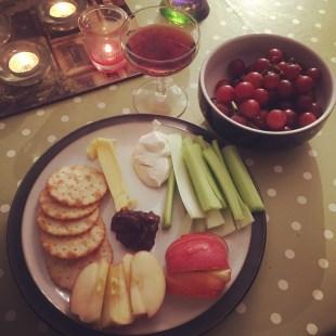 Vegan Port and Cheese