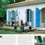 Our French home in the Telegraph magazine