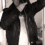 My leather jacket…
