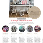 My blog in Inside Out magazine