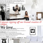 Copycats, Copyright Infringement and Social Media Etiquette