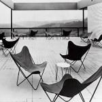 The AA Butterfly chair (aka BKF chair)