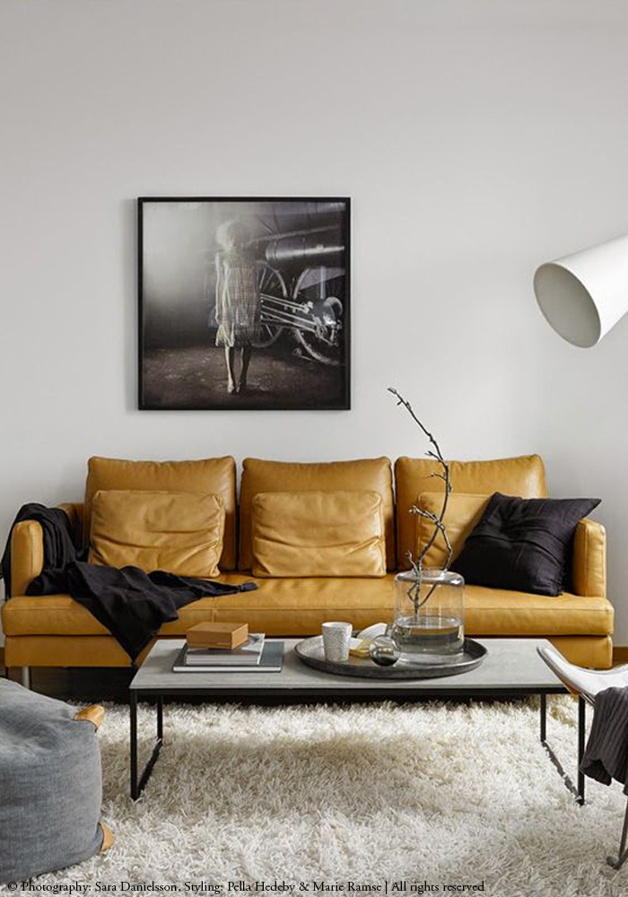 How to add warmth to your home with autumnal colours