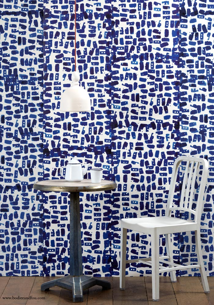 The Paola Navone wallpaper collection