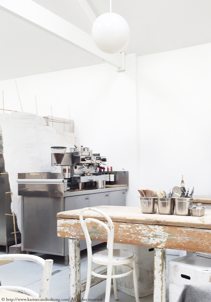 Inspiring place to eat in London: Story Deli