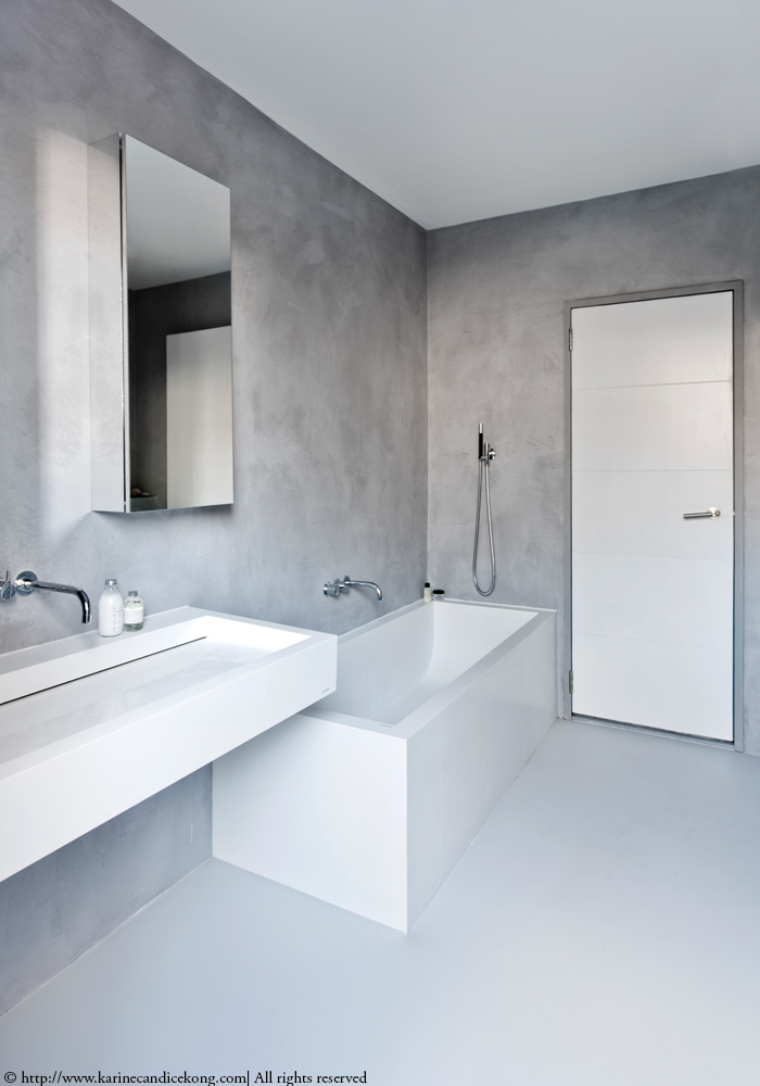 How to use Tadelakt in a bathroom & how much does it cost?