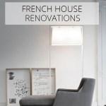 Renovations maison en France