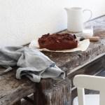 Gluten-free banana cake