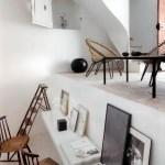 Le bureau de Jacqueline Morabito