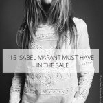 "15 ""must-have"" D'Isabel Marant en solde"