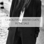12 beautiful winter coats to grab in the sale