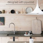 How to create a stunning plywood kitchen