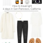 4 days in San Francisco: How to travel light