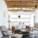 """Une maison de vacances style """"Finca"""" à Ibiza"""