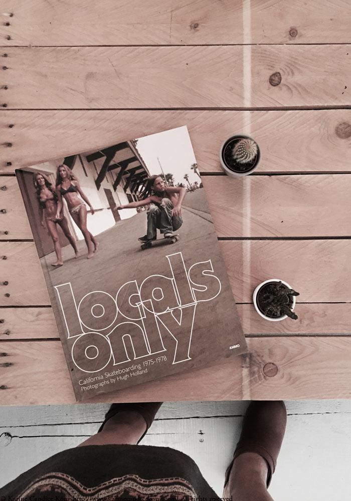 Locals Only, surf book