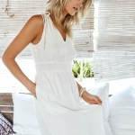 My top 10 fav' summer white dresses