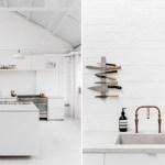 Une cuisine industrielle équipée SMEG