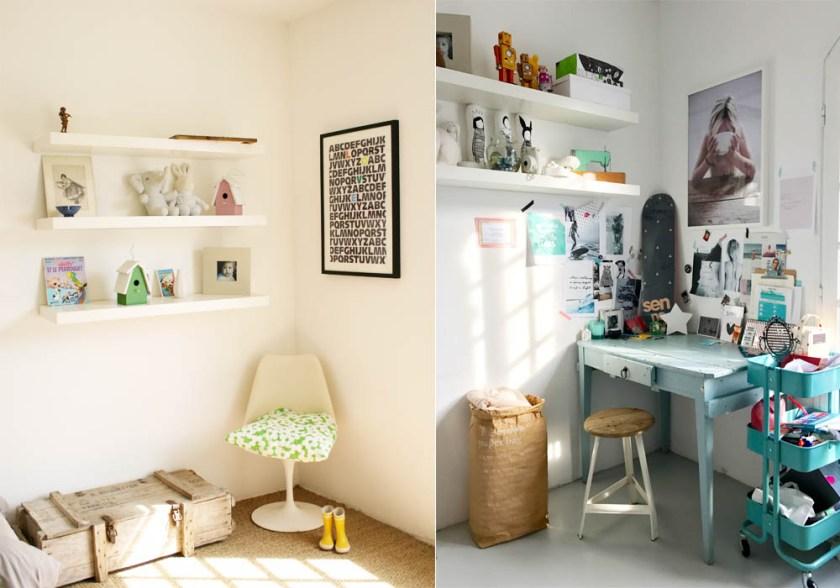 Teenage's bedroom makeover BEFORE