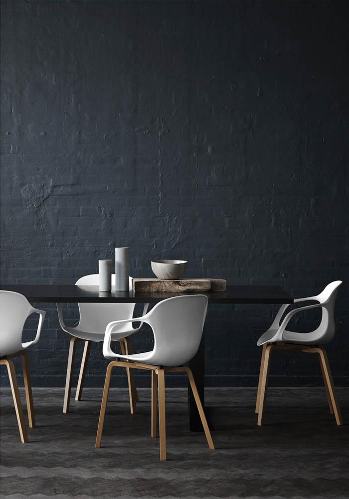 5 intérieurs avec la chaise NAP de Kasper Salto | Republic of Fritz Hansen