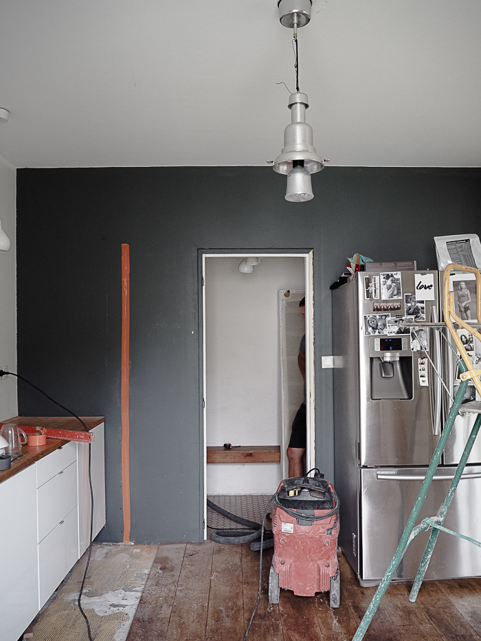 Our kitchen renovations part 1