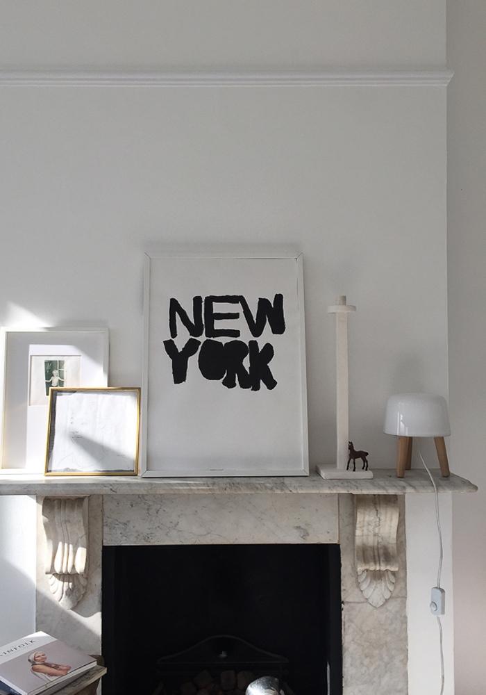 New-York fine art print