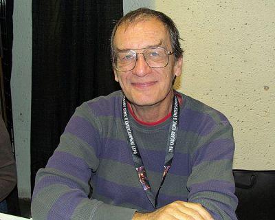 Bernie Wrightson en 2012 (cc-by-sa-2.0).